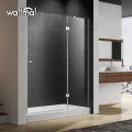 white acrylic walk-in bath with of rectangle shape , freestanding soaking bathtub