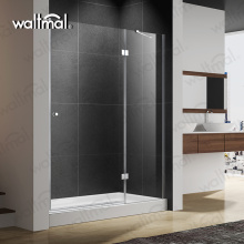 Customize Straight Style Shower Swing Door