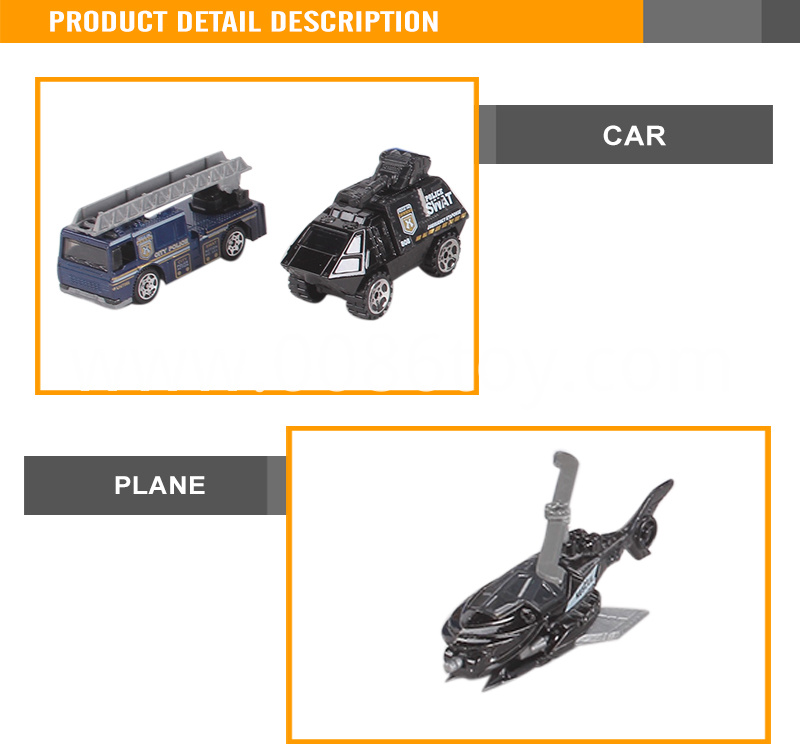 Child alloy toy diecast model car