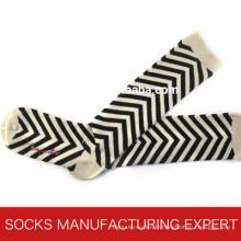 100% coton de chaussette femme Coloful Tube (UBM1050)
