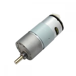 Magnetic DC Encoder Gear Motor Holzer Encoder