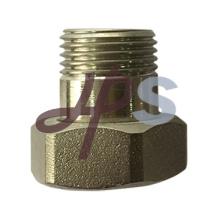 Inserção de união de metal macho em latão CPVC / PPR de alta qualidade
