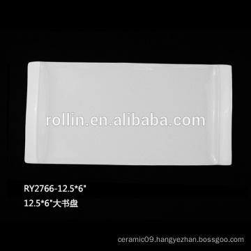 wholesale white porcelain serving plate,ceramic dinner plates