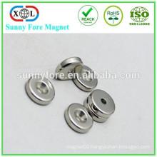 door holder 20mm x 3mm hole:5mm neodymium