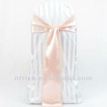 Satin sash, ceinture de chaise, chaise enveloppements pour mariage /parties