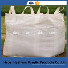 Grand sac tissé en PP pour 1000 kg de déchets de construction