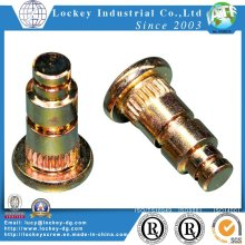 Special Pin with Knurl