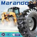 Melhor Qualidade Pneus OTR Pneus de Nylon OTR 18.00-25-40pr 17.5-25 20.5-25 23.5-25 henan pneus OTR