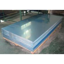 Folha de alumínio 5052 O com laminação de ambos os lados