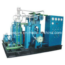 Explosive Piston Type Liquefied Petroleum Gas LPG Compressor (KZW0.8/8-12)