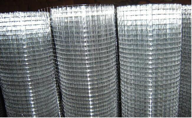 Pvc Coated Stainless Steel Welded Wire Mesh