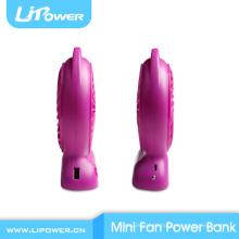Ventilador portátil usb mini ventilador para exterior