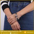Mode Coeur Bracelet Pas Cher Charme Perle Bracelet Serpent Chaîne Bracelet bijoux