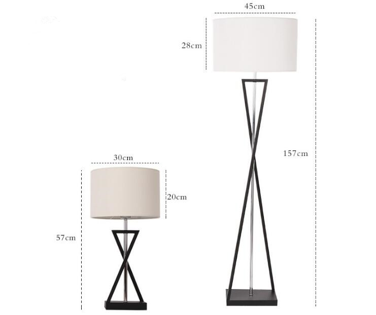 Hotel Iron Floor Lamp
