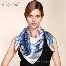 2016 bufanda de seda de diseño nuevo diseño