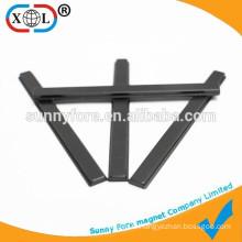 The bending strength of ferrite permanent magnet