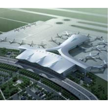 Airport Curtain Wall Steel Structure Chaoshan Jieyang