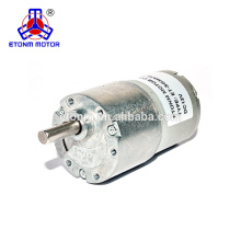 6 v 3 rpm dc motor with gearbox for vending machine