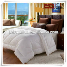 Hot Selling Cotton Down-proof Cover Luxury White Goose Duvet
