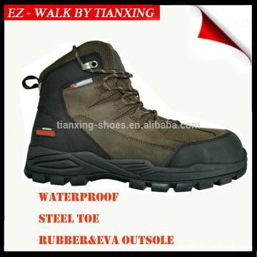 Chaussures de sécurité imperméables style Hiker avec embout en acier