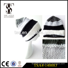 wholesale high quality hip hop knitted women hat warm soft winter hat