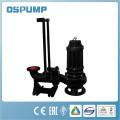 Pompe submersible électrique de passage libre de 1 pouce 80 millimètres pour la pompe d'eaux d'égout WQ / QW pour des eaux usées