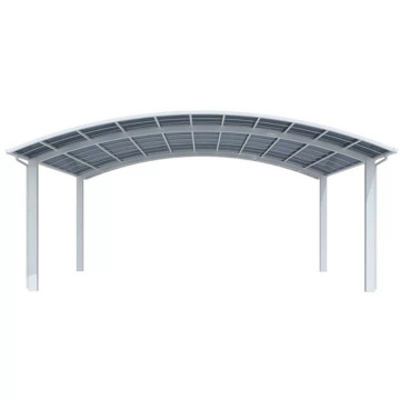 Montering Polycarbonate Canopy Easy Assemble Carport