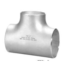 Butt-Welding Stainless Steel Reducing Tee