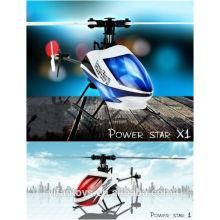 WLtoys V977 Télécommande Nano Toys 2.4G 6 CH SINGLE BLADES MINI RC Drone hélicoptère avec contrôleur d'écran LCD à vendre