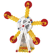Gift Electric Sky Wheel Blocks Education Toy