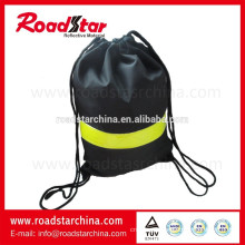 Cheap foldable reflective bag for sport