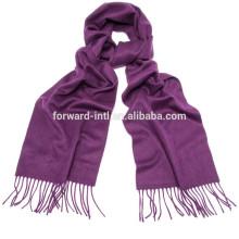 Écharpe de bonne qualité Cachemire dernière longue dame de mode Écharpe de mode bon marché