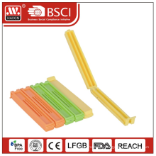Haixing Hot Sale!! airtight bag clip, Bag Seal Clip, seal stick,plastic bag seal stick