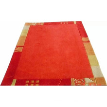 Fashion Sell Well Handmade Acrylic Carpet Rug