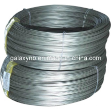 ASTM B348 Gr4 titane métallique
