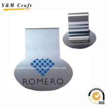 Werbequalität Metall Büroklammer Halter Ym1197