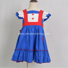 Boutique Girls Dress July 4th Dress