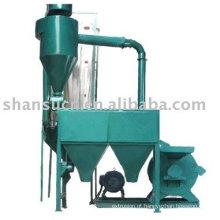 Máquina de trituração de WPC