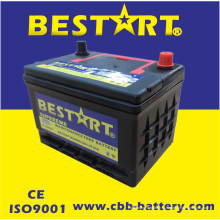 12V50ah Дин 58500mf Корея качества свинцовокислотная безуходная батарея автомобиля