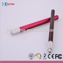 Permanent makeup tattoo machine pen for eyebrow and lip tattoo