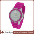 2015 Fashion Watches Women, Silicone Alloy Watch