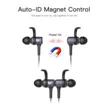 Auriculares bluetooth magnéticos auriculares inalámbricos deporte
