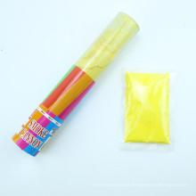 Cañón del humo del color del maíz del polvo de Holi del cañón del confeti de las novedades de China