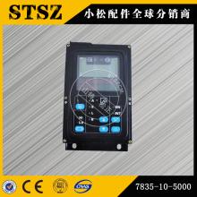 Komatsu excavator  PC-7 monitor 7835-10-5000