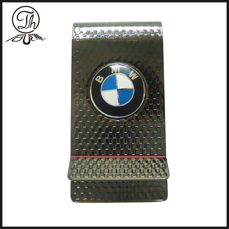 BMW money clip