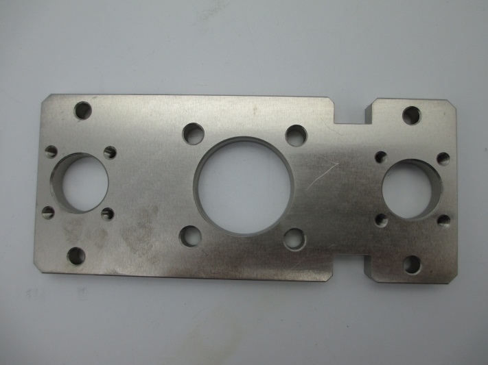 Nickel Plating Cnc Machining Parts