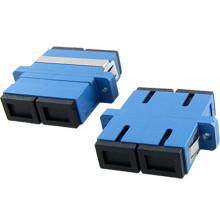 Adaptateur de fibres optiques Simplex SC / PC monomode