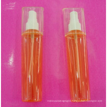 Perfume Pet Bottles 80ml with Mist Sprayer and Cover