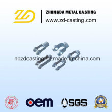 Investment Casting for Railway Parts