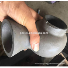 investment casting SiC fire nozzle